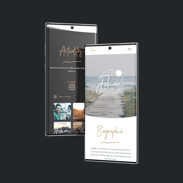 Peitho-communication - Création de site web