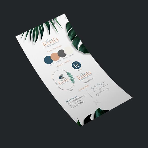 Peitho-communication - Création d'identité visuelle