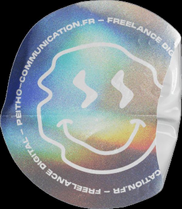 Peitho-communication - Sticker